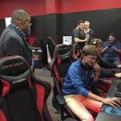 Miami University Library Hosts Esports Arena
