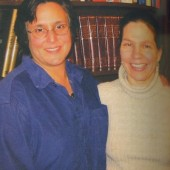 Peggy Ann Seiden and Helen C. Plotkin | Movers & Shakers 2003