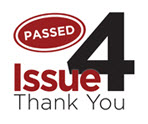 Issue 4 Passes!