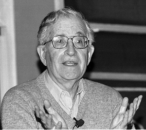 MIT Libraries Receive Chomsky's Papers