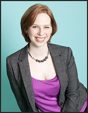 Emily Clasper Movers & Shakers 2012