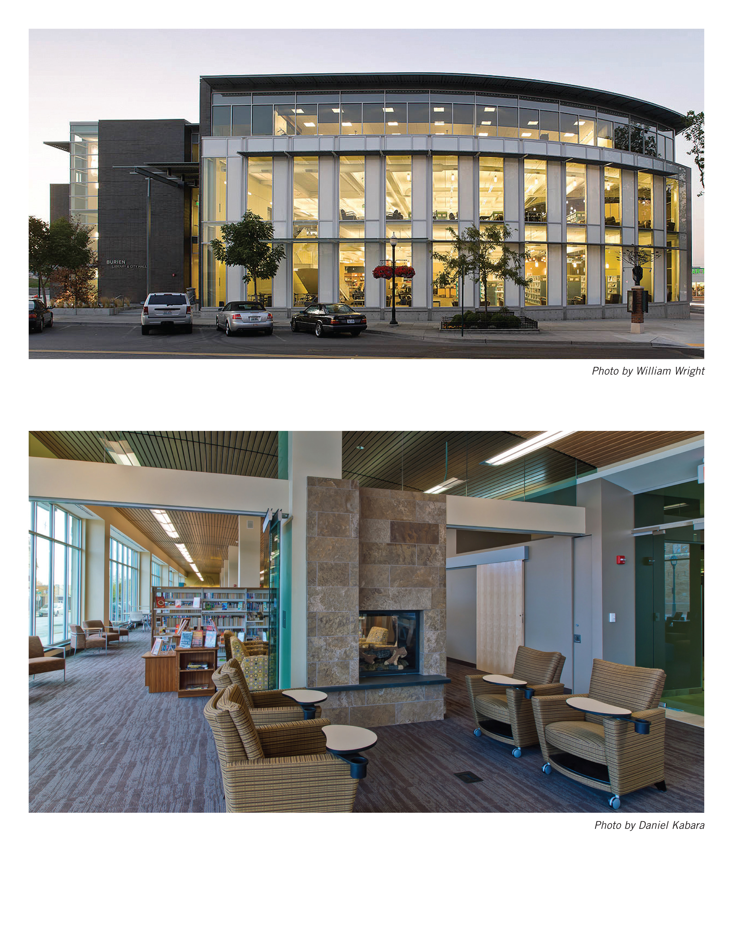 Powerful Partnerships: Mixed-Use Development | Library by Design, Spring 2012