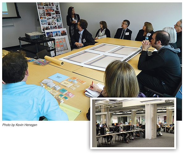 Design Institute: Six Space Challenges from Six Libraries | Library by Design, Spring 2012
