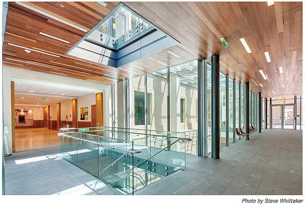 berkeley interior design. New Landmark Libraries 2012 #2: Berkeley Law Library, University Of California, Interior Design C