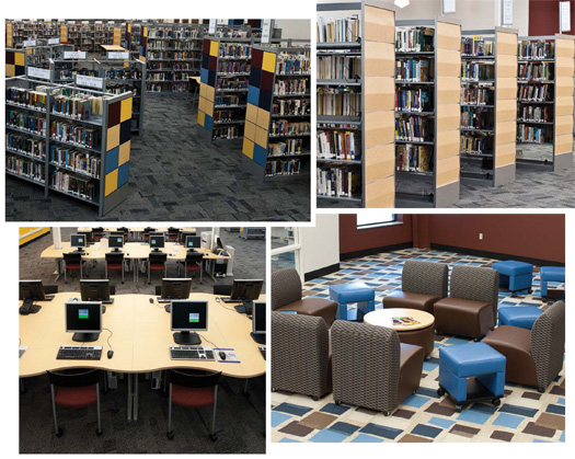 Case Study: The Small Steps You Can Take Toward Your Library Building Future | Library by Design, Spring 2012