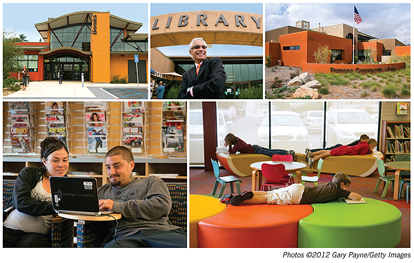 2012 Gale/LJ Library of the Year: San Diego County Library, Empowering the Public