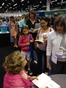 Wearing Two Hats at ALA: Author and Librarian | ALA Annual 2012