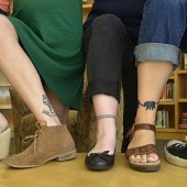 Tattooed Librarian Calendar to Raise Funds for Massachusetts Library Association