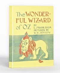 Wizard of Oz ebook jacket from Out of Print