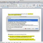 Mendeley Releases Open-Standards Citation Style Editor