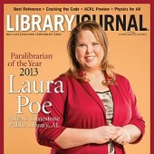 Paralibrarian of the Year 2013: Laura Poe