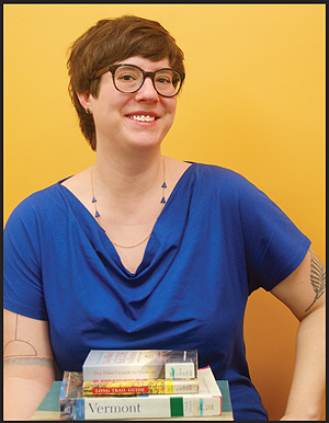 Lydia Willoughby - Movers & Shakers 2013
