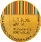 IMLS Announces Recipients of 2013 National Medal for Museum and Library Service