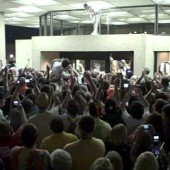 """Questions Linger after """"Flash Mob"""" at UT Chattanooga Library Dispersed with Mace"""