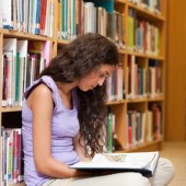 Pew Study: Teens Still Love Print Media, 'Traditional' Library Services