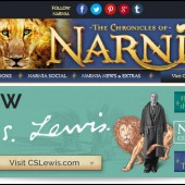 HarperCollins Celebrates Legacy of 'Narnia' Author C.S. Lewis