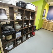 Toronto's Kitchen Library Brings Appliances to All