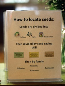 Dalhousie Seed Library