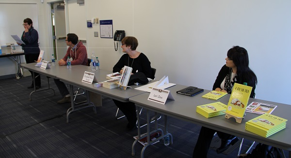 Local authors speak at Cuyahoga Public Library's SELF-e launch event