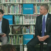 President Obama Announces New Library Initiatives