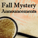 Fall Mystery Announcements
