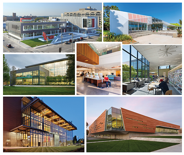 The New Placemakers Landmark Libraries 2015