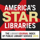 America's Star Libraries, 2015: Top-Rated Libraries
