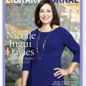 Nicolle Ingui Davies: LJ's 2016 Librarian of the Year