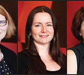 Kate Byrne, Alyson Dalby, & Clare McKenzie | Movers & Shakers 2016 – Community Builders