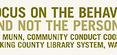 Safety First | Library Security