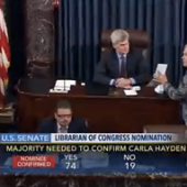 Dr. Carla Hayden is the New Librarian of Congress, Senate Approves Nomination 74-18