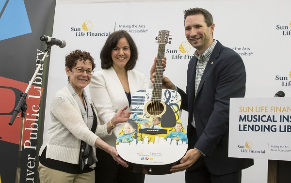 Canada Music Library launch