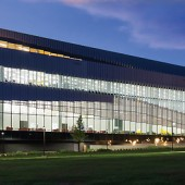 James B. Hunt Jr. Library | New Landmark Libraries 2016 Winner
