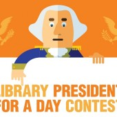 Niles PL Invites Kids to Be Library President for a Day