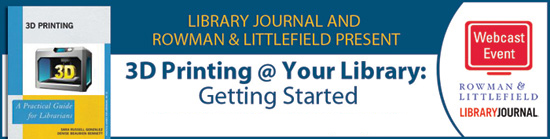 3D Printing @ Your Library: Getting Started