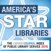 LJ Index 2016: The Star Libraries by Expenditure Category