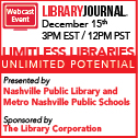 Limitless Libraries, Unlimited Potential