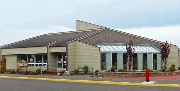 Reedsport Library, Douglas County Library System