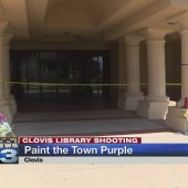 Two Killed, Four Injured in NM Library Shooting