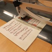 X-ray Fluorescence Offers Clues to Cornell Library's Medieval Manuscripts