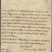 Adam Matthew Enables Full-Text Search of Handwritten Manuscripts