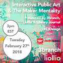 Interactive Public Art & the Maker Mentality