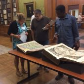 Teaching the Teachers: Primary Sources Immersion Program | Peer to Peer Review