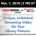 Unique, Unlimited Streaming Video for Your Library Patrons