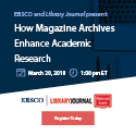 How Magazine Archives Enhance Academic Research