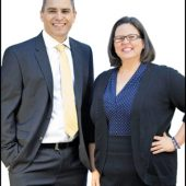 Joe Márquez & Annie Downey | Movers & Shakers 2018 – Educators